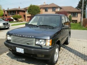 2000 Land Rover Range Rover HSE SUV, Crossover(as is)