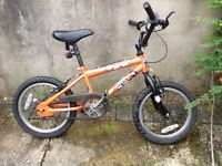 Boys mini bmx bike 12""