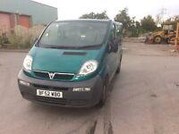 Vauxhall vivaro 19 wanted mot or not cash waiting call 07444309392