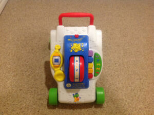 Leap frog walker good condition