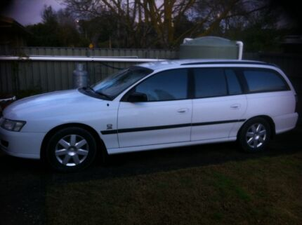 Holden Commodore VZ 2004 Wagon Balhannah Adelaide Hills Preview