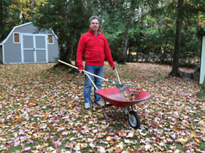 John's Pre Christmas Yard Maintenance and Clean Up Service