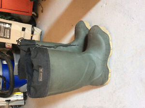 Kamik Rubber boots with liners