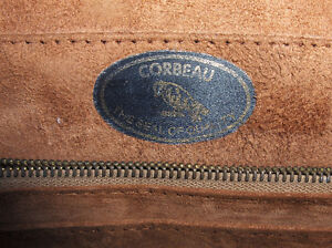 Vintage OSTRICH leather purse, by CORBEAU, from South Africa, Peterborough Peterborough Area image 5