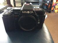 Minolta 5000AF 35mm Camera Body.