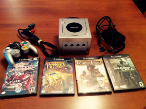 Game Cube avec console / Game cube with Console