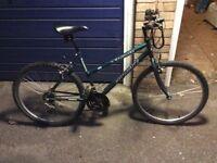 Ladies mountain bike £40.00