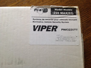 VIPER RV Security System