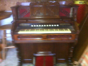 pump organ kijiji free classifieds in ontario find a. Black Bedroom Furniture Sets. Home Design Ideas