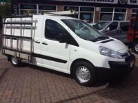 2013 62 CITROEN DISPATCH 1.6 1000 L1H1 HDI FITTED GLASS FRAIL LOW MILES DIESEL