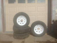 Set of 4 rims 905-351-0470