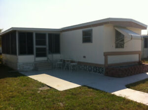 Fort Myers Florida Mobile Home For Sale