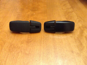 Pair of 2006 Mazda Tribute Liftgate Hinge