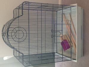 BUDGIE OR FINCH CAGE