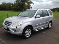 Honda CR-V 2.2 i-CTDi Executive,1 PREVIOUS OWNER FROM NEW GENUINE 89000 MILES