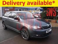 2015 Skoda Rapid Spaceback SE Sport 1.2 DAMAGED REPAIRABLE SALVAGE