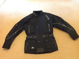 Akito biking jacket with armour, small