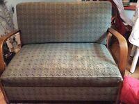 ⭐️ Classic 60's sofa bed 🛌 🌙