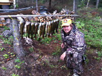 2 Day 1 Night Guided Fishing Trip