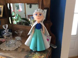 Poupée Fofuchas Elsa Frozen