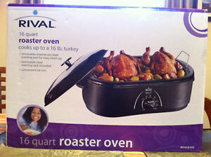 Electric Turkey Roaster Oven