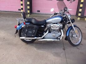 Harley 883 Sportster