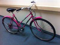 """Vintage Tourister bike 26"""" wheels and 5 speed, Excellent Conditi"""