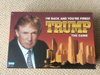 Donald Trump game