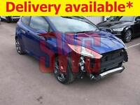 2016 Ford Fiesta ST-3 Turbo 1.6 DAMAGED REPAIRABLE SALVAGE