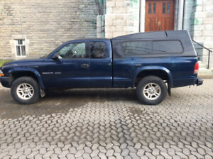 2002 Dodge Dakota 4x4 Camionnette