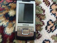 Nokia 6500 slide unlocked