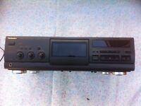 Technics stereo separate cassette deck