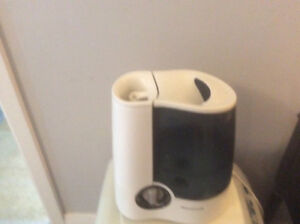 Honeywell humidifier/vaporizer no filter required!