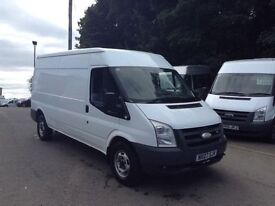 2007 ford transit 115T350 lwb high roof full service history