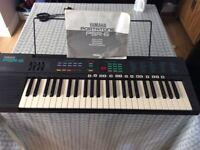 Yamaha PSR-6 Portatone Electronic Keyboard