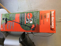 Brand new in the box Yardman Trimmer by MTD