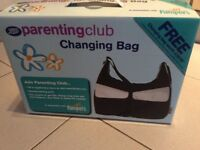 Boots Parenting Club changing bag