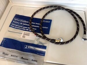 1 hot water washer hose  - 15$