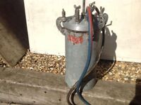 DeVilbiss Aerograph wax oil sprayer