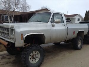 """1979 GMC Other Pickup Truck """"MUDD BOGGER"""""""