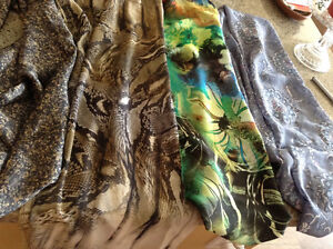Infinity scarves and regular length on sale