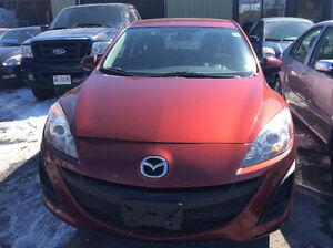 2010 Mazda3, AUTO, Air, Certifed $6995