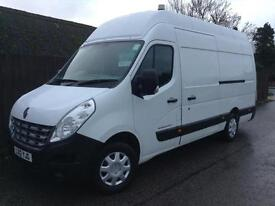 Renault Master 2.3TD 100 MHL35dCi EXTRA HI-TOP EXTENDED BODY