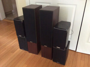 Great deal on high quality speakers