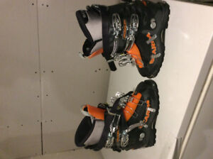 Brand New Men's Scarpa Skookum AT ski boots