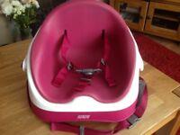 Mamas & Papas Snug / Chair Booster Seat.
