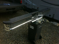 Like New Rear Chrome Bumper  F250-F350