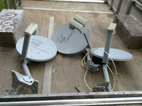 3 satellite dish