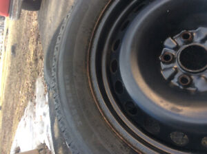 255/55/18 inch Michelin's latitude with TPMS