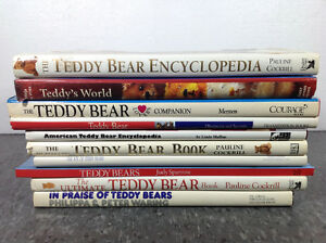 Lot of 10 Teddy Bear books